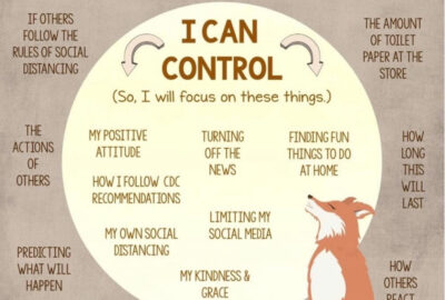 What I Can Control